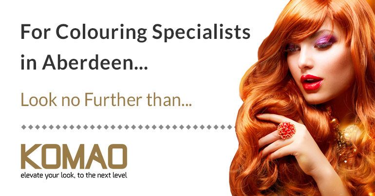 colouring specialists aberdeen