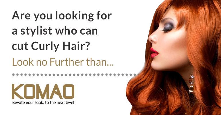 curly hair cutting specialist aberdeen