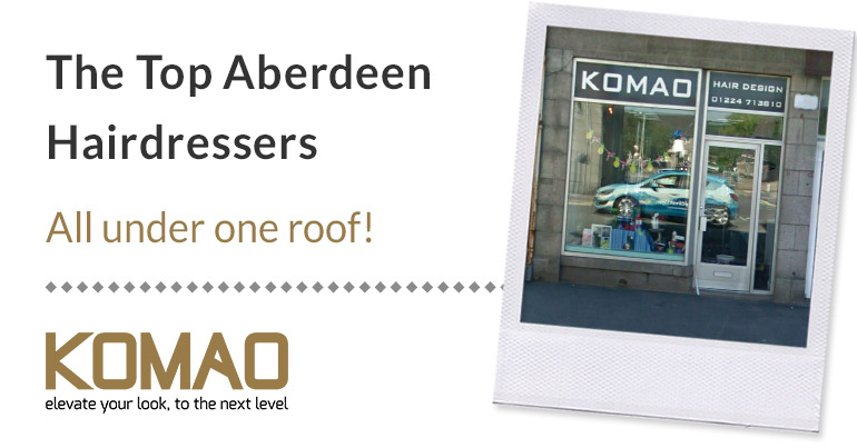 top aberdeen hairdressers